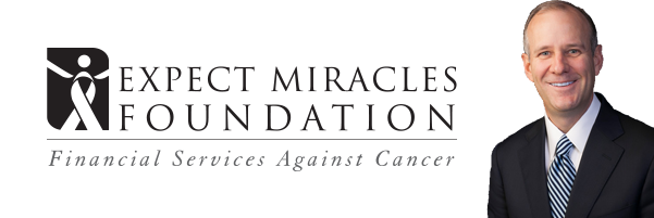 Expect Miracles Foundation – Financial Services Against Cancer names                  Jeff Duckworth of John Hancock Investments the recipient of its highest individual award